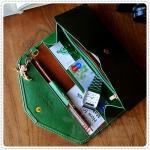 Travel Documents - Green