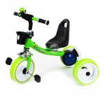 รถจักรยานสามล้อปั่น สีเขียว....ฟรีค่าจัดส่ง