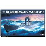 AC14203 GERMAN NAVY U-BOAT IX B (1/450)