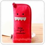 Toffee Nut Pencil Case - Hot Pink