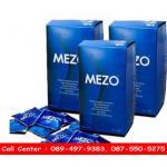 Mezo เมโซ่ อาหารเสริมลดน้ำหนัก แบบ 3 กล่อง