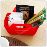 DIY Basket - Red