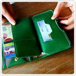 Pass Wallet - Green