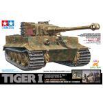 TA25401 German Tiger I Late Version - w/Ace Commander & Crew Set 1/35