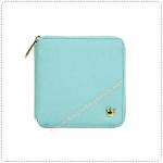 Zipper Wallet - Blue Mint