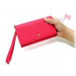Crown Wallet G - Hot Pink