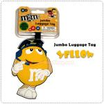 M&M Tag - Yellow