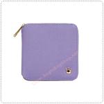 Zipper Wallet - Purple