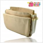 Mini BAG in BAG - Beige