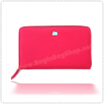 BankBook Wallet - Red
