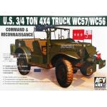 35S16 WC57 COMMAND CAR 1/35