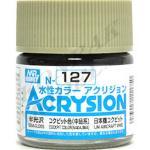 N127 COCPIT COLOR NAKAJIWA (Semi Gloss)