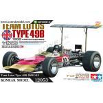 TA12053 Team Lotus Type 49B 1968 1:12