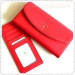 Day Wallet - Red