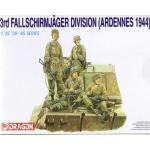 DRA6113 3rd FALLSCHIRMJAGER DIVISION (1/35)