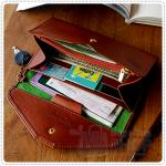 Travel Documents - Brown