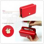Smart Phone Multi Wallet - Red