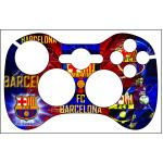 สติ๊กเกอร์จอย xbox - Barcelona - Messi