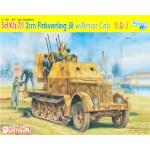 DRA6533 Sd.Kfz 7/1 2 cm FLAKVIERLING 38 (1/35)
