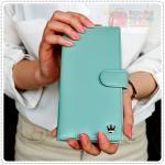 Crown Smart Card Purse - Blue