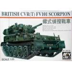 35S02 BRITISH CVR FV 101 SCORPION ITEM 1/35
