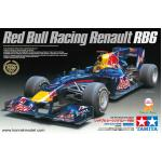 TA20067 Red Bull Racing Renault RB6 1/20