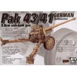 35059 PAK 43/41 GERMAN 8.8 cm ANTI-TANK GUN 1/35