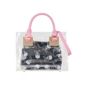 กระเป๋าถือ Transparent Square