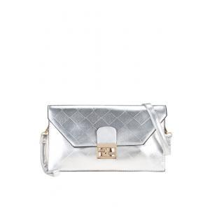 กระเป๋าคลัตช์ Metallic Envelope