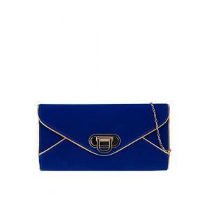 กระเป๋าคลัทช์ Velvet Luxe
