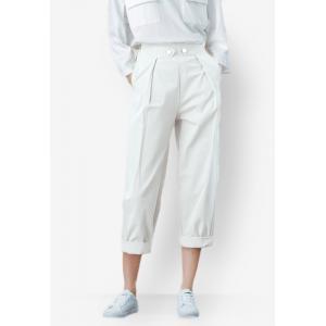กางเกงขายาว Casual Pure Cotton