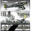 AC12513 P-47D & FW190A-B ANNV.70 1/72 thumbnail 3
