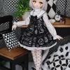 [PRE-ORDER] Mini Scholar Dress Black