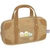 กระเป๋าดินสอ Sumikko Gurashi สีน้ำตาล