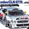 TA24195 Mercedes CLK-GTR 1/24