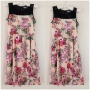 Dorothyperkins Floral Pink Dress Size Uk10