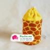 ถุงผ้าใส่เลนส์ Giraffe