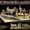 TA32408 1/35 German 7.62cm Pak 36(r)