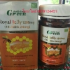 Green Health Food Royal Jelly 1200 mg (10-HDA-24 mg) นมผึ้ง รอยัล เจลลี่ เข้ม 2.4% จำนวน 365 แคปซูล จากออสเตรเลีย