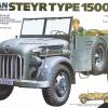 TA35225 German Steyr 1500A/01 1/35