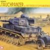 DRA6402 TAUCHPANZER IV W/TRAILER (1/35)