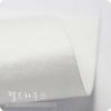 ผ้าสักหลาดเกาหลีสีพื้น hard poly colors 802 (Pre-order) ครีม ขนาด 90x110 cm/หลา