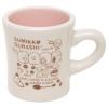 แก้วมัคร้านกาแฟ Sumikko Gurashi สีขาว