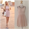Riverisland Pink Dress size Uk10