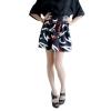 Mirror Dress's Playful Line Skirt