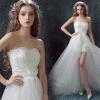 (เช่าชุดราตรี) ชุดแต่งงาน <สีขาว> รหัสสินค้า EK_WDS0106