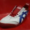 รองเท้า Onitsuka Tiger Mexico 66 #Mirror สีขาว/น้ำเงิน/แดง Paris