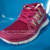 รองเท้า Nike Free Run 5.0 สีชมพู/เทา