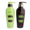 HyBeauty Vitalizing Hair & Scalp Shampoo + Conditioner 300+300 ml. แชมพู และครีมนวดผม สมุนไพรบริสุทธิ์เข้มข้นจากเกาหลี