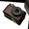 Gariz Leather Half-case for Leica X1, X2: Brown